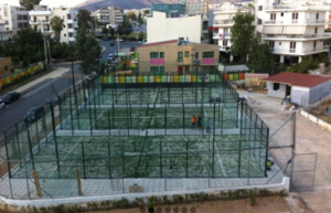 Athens Padel Club by Manzasport