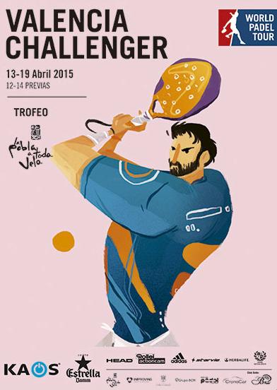 Manzasport en el Challenger Valencia 2015